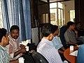 36 Bangalore Wiki Meetup5.JPG