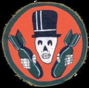 399th Bombardment Squadron - Emblem