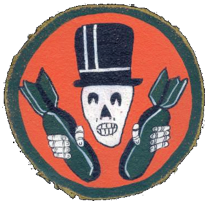 99th Air Refueling Squadron - Image: 399th Bombardment Squadron Emblem