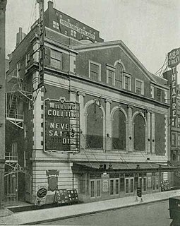 48th Street Theatre former Broadway theater in Manhattan, New York City, United States