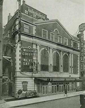 48th Street Theatre - 48th Street Theatre in 1912