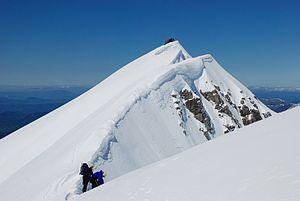 Bisaurin - Bisaurin summit
