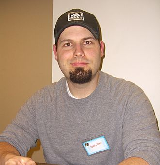 Ryan Ottley - Ottley at the Big Apple Convention, May 21, 2011