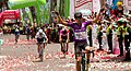 5 Etapa-Vuelta a Colombia 2018-Ciclista Juan Pablo Suarez-Ganador Etapa Cinco.jpg