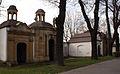 6393 Kościół i cmentarz Jelenia Góra - Cieplice. Foto Barbara Maliszewska.JPG