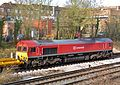 66101 in possession at Petts Wood (32884499272).jpg