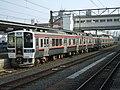 719 at Aizuwakamatsu Station in Spring.jpg