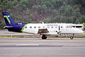 73ax - Transtate Airlines Embraer 110 Bandeirante, VH-UQB@CNS,2.10.1999 - Flickr - Aero Icarus.jpg