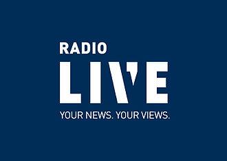 Radio Live - Image: 8250 LIVE National Tagline Positive RGB