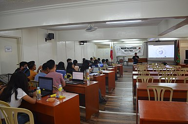 9th Waray Wikipedia Edit-a-thon 13.JPG