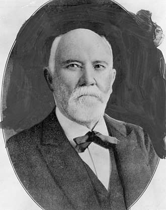 Alfred Chapman - Undated portrait