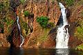 A220, Litchfield National Park, Australia, Wangi Falls, 2007.JPG