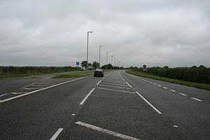 A4260 road - Image: A4260