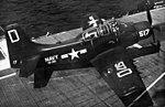 AD-5 VA-125 on USS Hancock (CVA-19) c1955.jpg