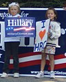 AFL-CIO Labor Day breakfast Addy-Emma 4 Hillary (1314856315) (cropped).jpg