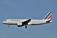 F-HBNE - A320 - Air France