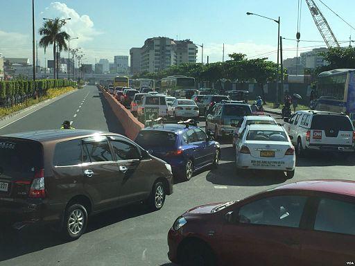 APEC 2015 Traffic
