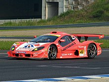 Photo de la Garaiya Autobacs Racing Team Aguri engagée en Super GT en 2005