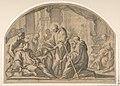 A Carthusian Saint Visiting the Plague Stricken MET DP811551.jpg