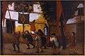 A Procession by Pieter Brueghel (II) Limburgs Museum L17574.jpg