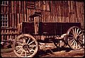 "A RESTORED WOODEN WAGON IN BODIE STATE HISTORICAL PARK BODIE IS ONE OF THE MOST WELL-PRESERVED ""GHOST TOWNS"" IN THE U.S - NARA - 543118.jpg"