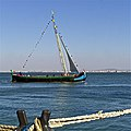 A Traditional Tagus Boat presently used for tourists purpose (28231919820).jpg