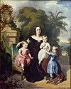 A imperatriz e filhos.jpg