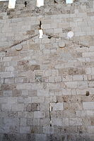 A roof in the wall.JPG