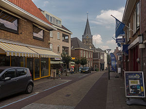 Aalten - Image: Aalten, de Sint Helenakerk in straatzicht RM6847 foto 9 2015 08 23 15.17