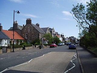 Aberlady,  Schottland, Vereinigtes Königreich