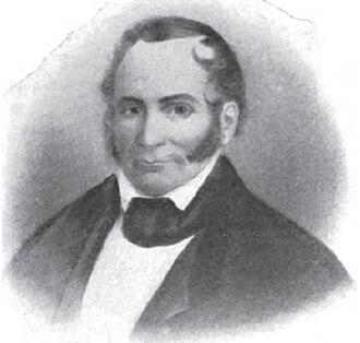 Abner Smith Lipscomb - Abner S. Lipscomb