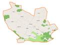 Abramów (gmina) location map.png