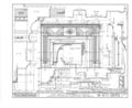 Abram G. Eckerson House, Chestnut Ridge Road, Montvale, Bergen County, NJ HABS NJ,2-MONT,1- (sheet 16 of 17).png