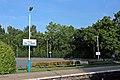 Across the platform, Pen-y-ffordd railway station (geograph 4032566).jpg