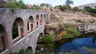 Santa María de los Ángeles - Old Aqueduct