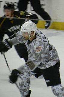 Adam Polášek Czech ice hockey player
