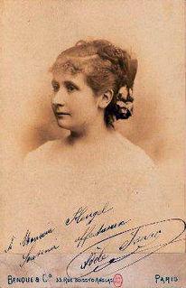 Adèle Isaac opera singer