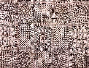 Adinkra symbols - 1825 Adinkra cloth