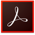 Adobe Acrobat DC icon.png