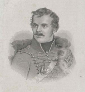 Ludwig Adolf Wilhelm von Lützow - Image: Adolf von Lützow (cropped)