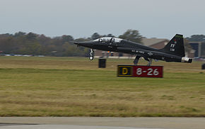 Adversarial advantage, T-38 keeps Raptors sharp 141117-F-XD389-135.jpg