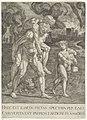 Aeneas vlucht met zijn familie uit Troje, RP-P-1980-149.jpg