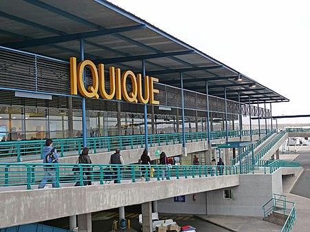 Lapangan Terbang Antarabangsa Diego Aracena