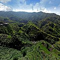 Aerial view of Dyanara Viewpoint at the Banaue Rice Terraces.jpg