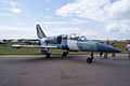 Aero Vodochody L-39C Albatros Aggressor RSideFront SNF 16April2010 (14650360553).jpg
