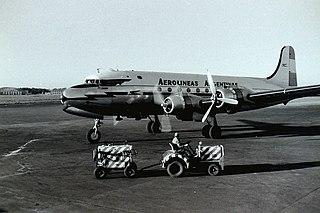 1966 Aerolineas Argentinas DC-4 hijacking