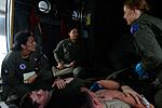 Aeromedical crews conduct patient transfer during Cope North 16 160217-F-CH060-399.jpg