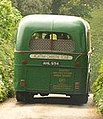 Agatha Christie Bus Tour bus (AHL 694) 1947 Leyland Tiger PS1 Barnaby, 30 April 2011 (1).jpg
