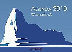 Agenda Wikimédia France 2010.jpg