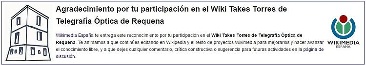 Agradecimiento wikitakes Requena 2016.jpg
